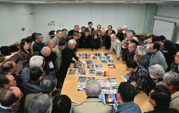 新春写真講座(講師:土田ヒロミ先生)