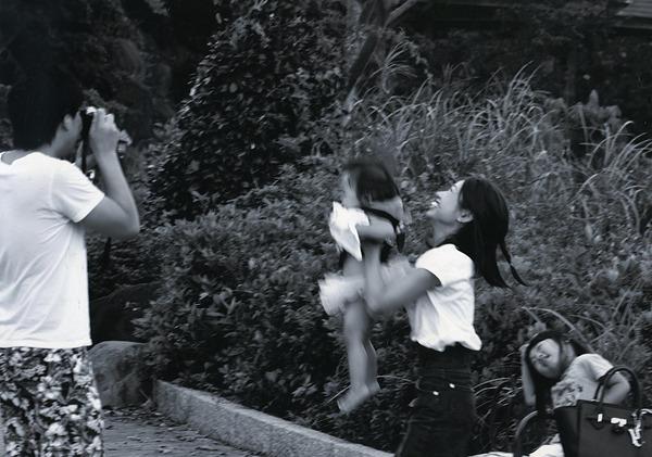 「幸せの瞬間」 大川道雄