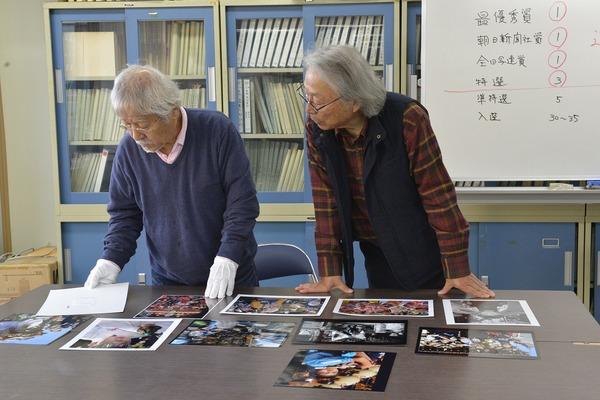 土田ヒロミ先生と中村委員長