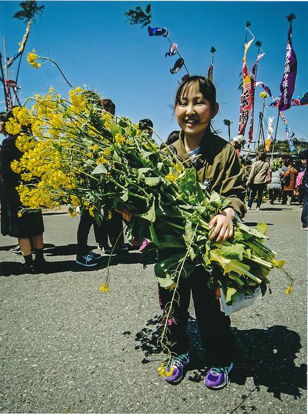 「春が来た」  鈴木 静子