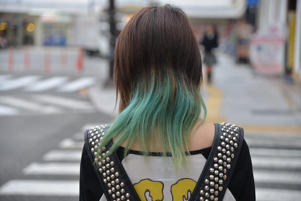 「パンクファッション」  神尾 一