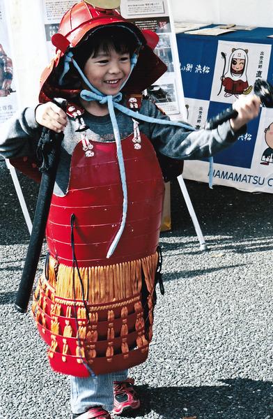 「未来の直政」  田中勝一