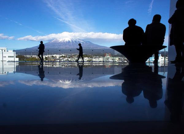 「富士山テラス」  塩川 聡