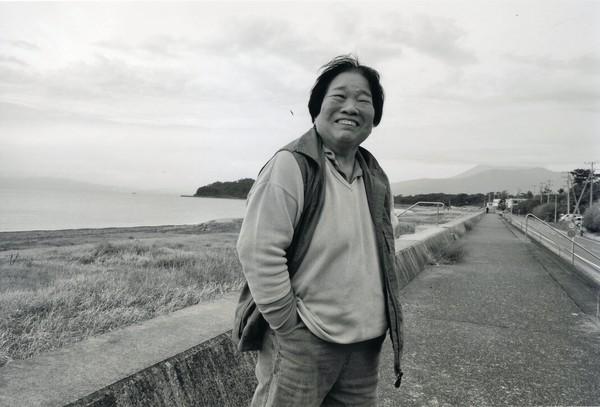 「福笑い」 水野隆子