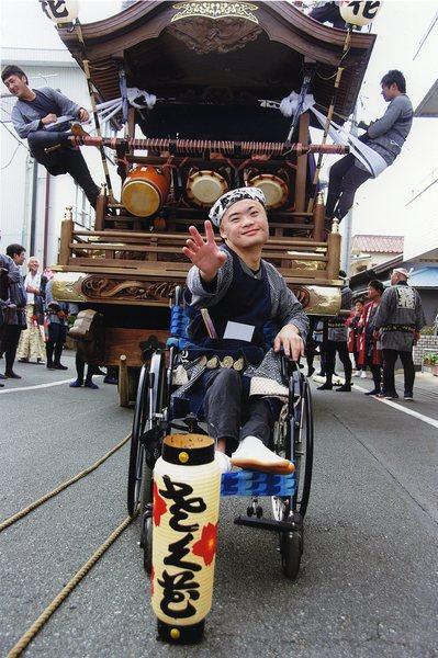 全日写連賞 「祭りの日」  山本 修甫