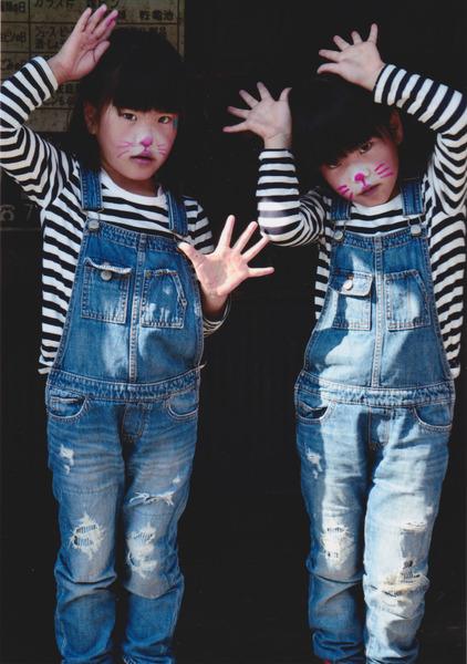 双子ちゃん」  西澤 やえこ