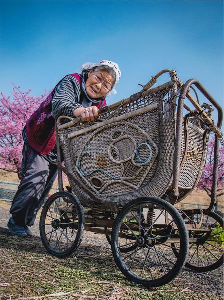 「おばあさん」  福島 耕司