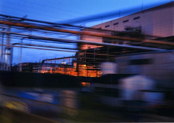 「夜景列車」 中村紀子