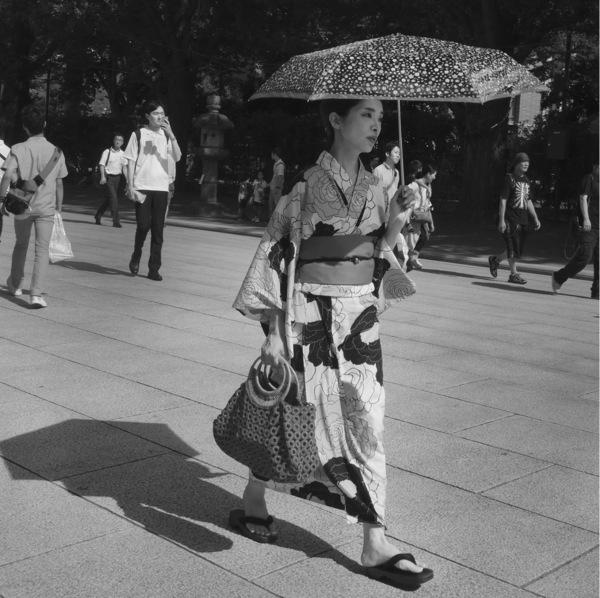 「暑かった夏」  小林 一久