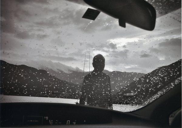 「にわか雨」竹之内範明