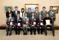 ご報告 2014年「読者の新聞写真」年間審査の表彰式
