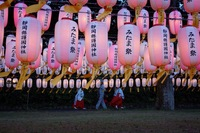 <静岡の今> 「みたま祭り」  辻村友博