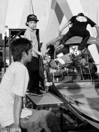 <静岡の今> 「スケートパーク」 宗像正人