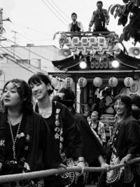 <静岡の今> 「駅前祭り」  宗像正人