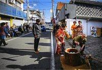 <静岡の今> 「成人の日」  中村勝利