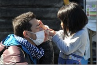 <静岡の今> 「花粉の飛ぶ頃」  山田 康