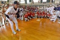 <静岡の今> 「 少年野球健在 」 藤田寛司