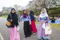 <静岡の今> 「インドネシアから来ました 」  吉川正宏