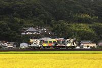 <静岡の今> 「戦国バサラ絵巻列車」  高山申二