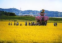 <静岡の今> 「秋祭り」 中村勝利
