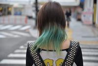 <静岡の今> 「パンクファッション」  神尾 一