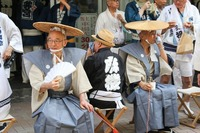 <静岡の今> 「猛暑の祭礼」  近藤文徳