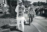 <静岡の今> 「猛暑の中でも」  中村勝利
