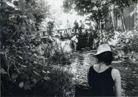 モノクロ写真の部 最優秀賞 「水辺に憩う」 鈴木裕子