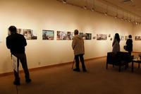 中村明弘写真展 『時空のスパイラル・熱海−2−』 展示会場写真掲載