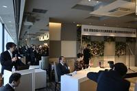 ご報告「田沼会長の文化勲章受章を祝う会」
