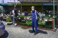 <静岡の今> 「2020GWは、野菜作り!」 中村明弘