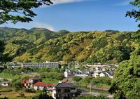 <静岡の今> 「山々...